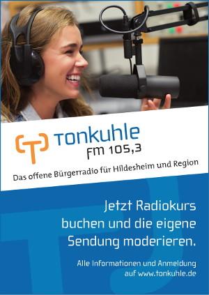 Die Kursangebote von Radio Tonkuhle 105,3