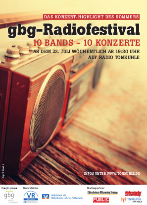 Das gbg-Radiofestival